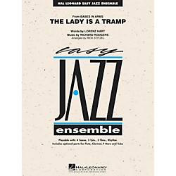 Hal Leonard The Lady Is A Tramp - Easy Jazz Ensemble Series Level 2 (7011941)