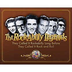 Hal Leonard The Legends Of Rockabilly - Book/DVD (331471)