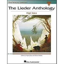 Hal Leonard The Lieder Anthology - The Vocal Library For High Voice (740219)
