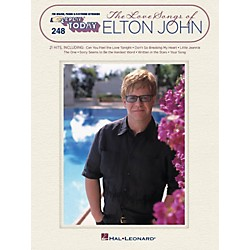 Hal Leonard The Love Songs Of Elton John E-Z Play Today 248 (100296)