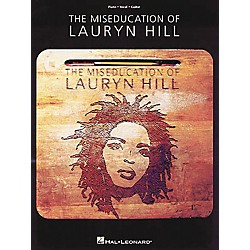 Hal Leonard The Miseducation of Lauryn Hill Piano, Vocal, Guitar Songbook (306269)