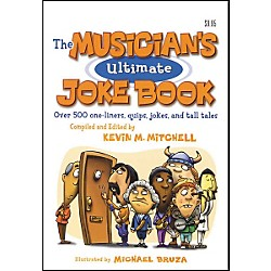 Hal Leonard The Musician's Ultimate Joke Book (331232)
