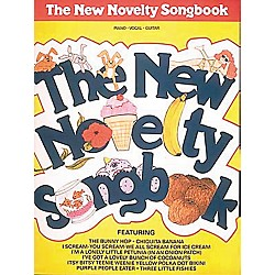 Hal Leonard The New Novelty Piano, Vocal, Guitar Songbook (490072)