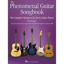 Hal Leonard The Phenomenal Guitar Tab Songbook (699759)