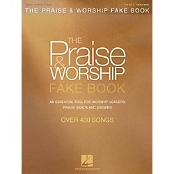 Hal Leonard The Praise & Worship Fake Book (240234)