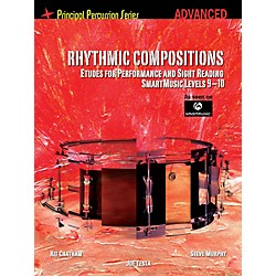 Hal Leonard The Principal Percussion Series Adv Level - Rhythmic Comp - Etudes for Performance and Sight Reading (6620176)