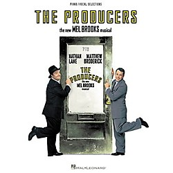 Hal Leonard The Producers Book (313189)
