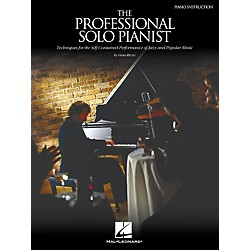 Hal Leonard The Professional Solo Pianist (294031)