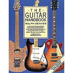 Hal Leonard The Random House Guitar Handbook (330105)