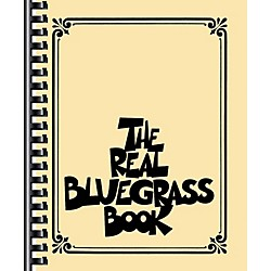Hal Leonard The Real Bluegrass Book - Fake Book (310910)