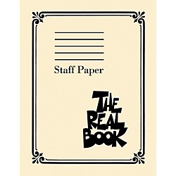 Hal Leonard The Real Book - Staff Paper (240327)