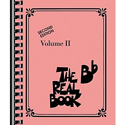 Hal Leonard The Real Book Volume 2 Bb 2nd Edition (240227)