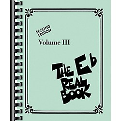 Hal Leonard The Real Book Volume 3 E Flat Edition (240285)