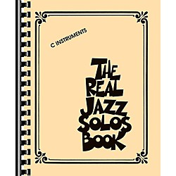 Hal Leonard The Real Jazz Solos Book (240268)