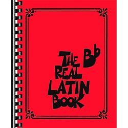 Hal Leonard The Real Latin Book - B Flat Edition Fake Book (127107)