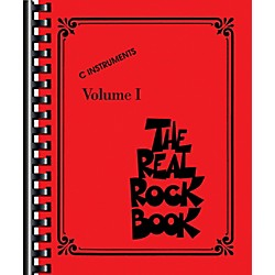 Hal Leonard The Real Rock Book - Vol. 1 (240313)