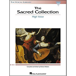 Hal Leonard The Sacred Collection For High Voice (The Vocal Library Series) (740155)