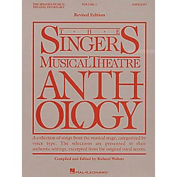 Hal Leonard The Singer's Musical Theatre Anthology - Volume 1, Revised (361071)