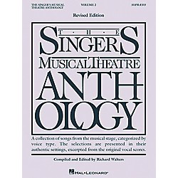 Hal Leonard The Singer's Musical Theatre Anthology - Volume 2 (747066)