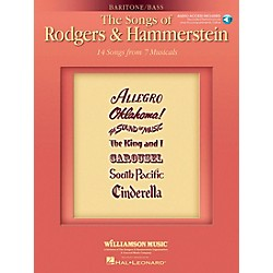 Hal Leonard The Songs Of Rodgers & Hammerstein For Baritone / Bass Voice (1231)