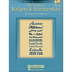 Hal Leonard The Songs Of Rodgers & Hammerstein For Mezzo-Soprano / Belter Voice (1229)