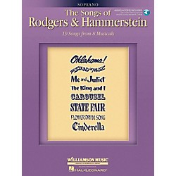 Hal Leonard The Songs Of Rodgers And Hammerstein For Soprano Voice - Book/CD (1228)