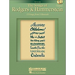 Hal Leonard The Songs Of Rodgers And Hammerstein For Tenor Voice (1230)