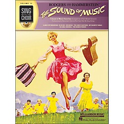 Hal Leonard The Sound Of Music - Sing With The Choir Series Vol. 12 Book/CD (333019)