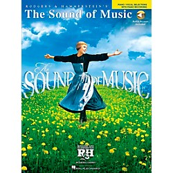 Hal Leonard The Sound Of Music - Vocal Selections With CD (313518)