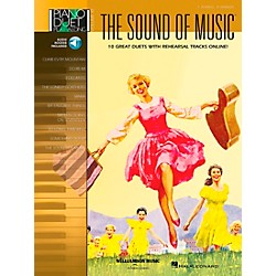 Hal Leonard The Sound Of Music Piano Duet Play-Along Volume 10 Book/CD (290557)