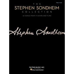 Hal Leonard The Stephen Sondheim Collection for Piano/Vocal/Vocal PVG (313531)
