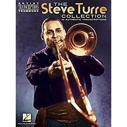 Hal Leonard The Steve Turre Collection - Artist Transcription for Trombone (672489)