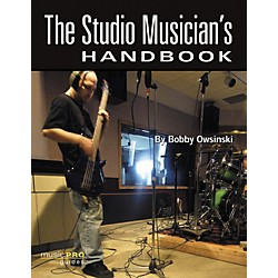 Hal Leonard The Studio Musician's Handbook (Book/DVD) (332788)
