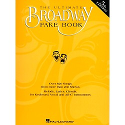 Hal Leonard The Ultimate Broadway Fake Book (240046)
