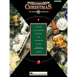 Hal Leonard The Ultimate Series Christmas 3rd Edition Piano, Vocal, Guitar Songbook (361399)