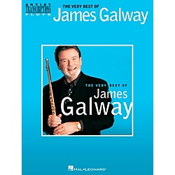 Hal Leonard The Very Best Of James Galway Flute Transcriptions (672582)