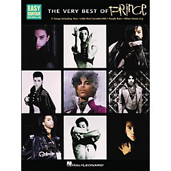 Hal Leonard The Very Best Of Prince - Easy Guitar with Tab (702293)