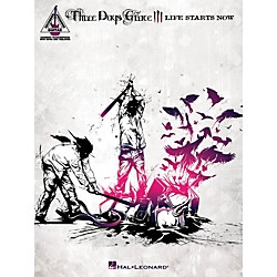 Hal Leonard Three Days Grace - Life Starts Now Guitar Tab Songbook (691039)