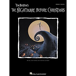 Hal Leonard Tim Burton's the Nightmare Before Christmas (312488)