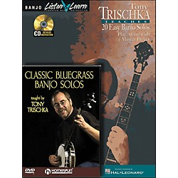 Hal Leonard Tony Trischka Banjo Bundle Pack (Book/CD/DVD) (642060)