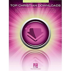 Hal Leonard Top Christian Downloads for Piano Solo (125051)