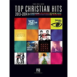 Hal Leonard Top Christian Hits 2013-2014 for Piano/Vocal/Guitar (124204)