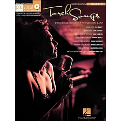 Hal Leonard Torch Songs Volume 29 Book/CD Women's Edition Pro Vocal Series (740363)