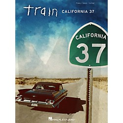 Hal Leonard Train - California 37 for Piano/Vocal/Guitar (101381)