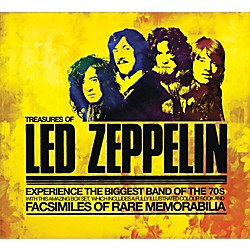 Hal Leonard Treasures of Led Zeppelin (14037618)