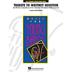Hal Leonard Tribute To Whitney Houston - Young  Band Series Level 3 (4001335)