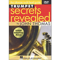 Hal Leonard Trumpet Secrets Revealed DVD Featuring John Thomas (320623)