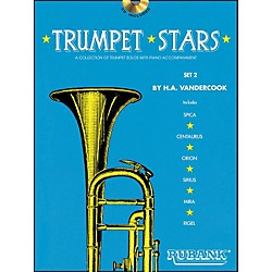 Hal Leonard Trumpet Stars Set 2 Book/CD (4470001)