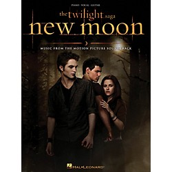 Hal Leonard Twilight - New Moon Music From the Motion Picture Soundtrack arranged for piano, vocal, and guitar (313485)