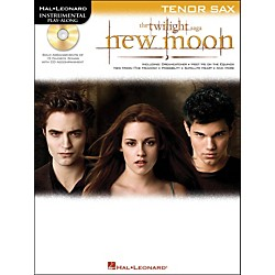 Hal Leonard Twilight: New Moon For Tenor Sax - Instrumental Play-Along CD/Pkg (842461)